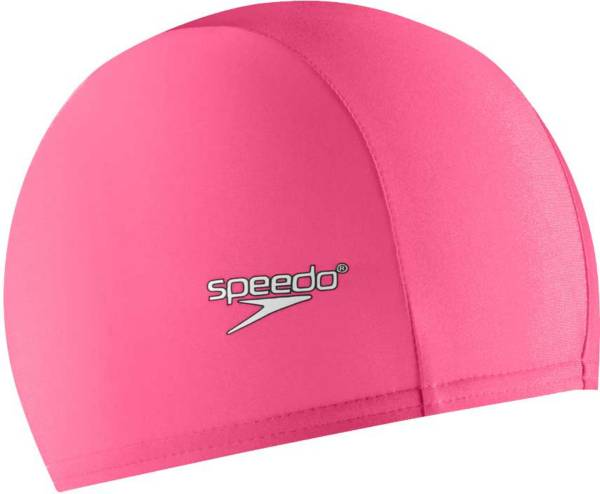 Speedo Solid Lycra Long Hair Swim Cap product image
