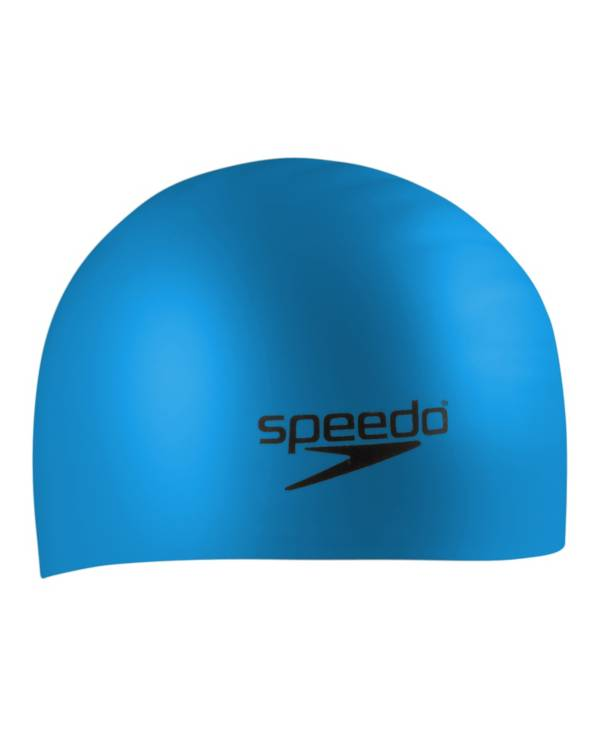 Speedo Silicone Long Hair Swim Cap product image