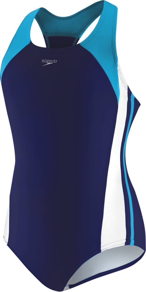 Speedo Girls' Infinity Splice Swimsuit product image