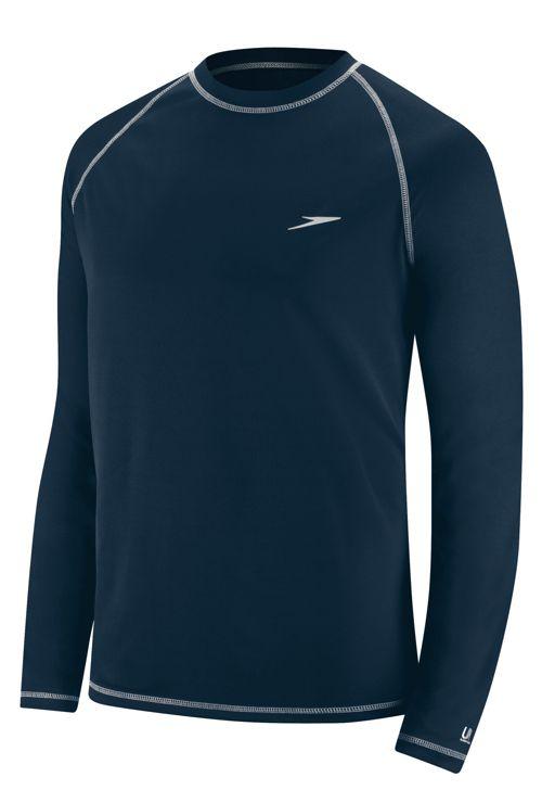 95ae93faaa30b Speedo Men's Easy Long Sleeve Swim T-Shirt | DICK'S Sporting Goods