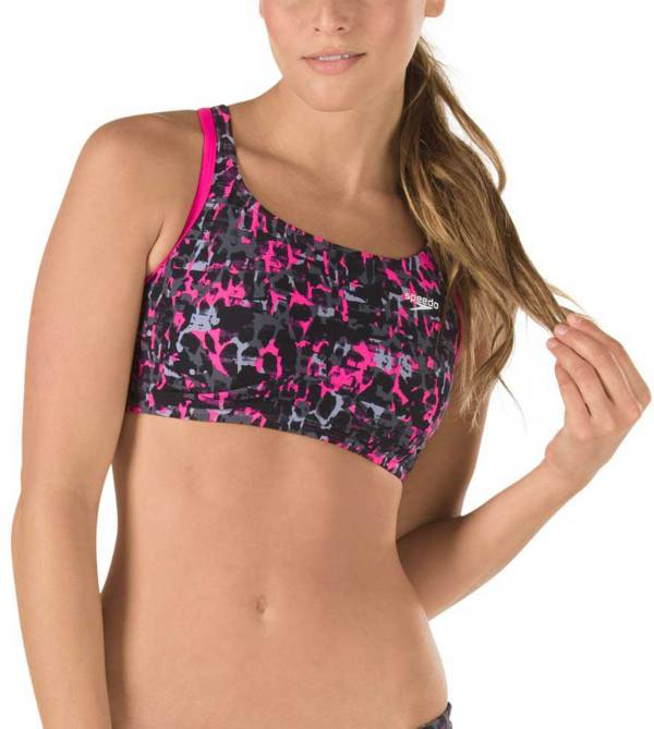 Speedo Women's Aqua Elite Sport Swimsuit Top product image