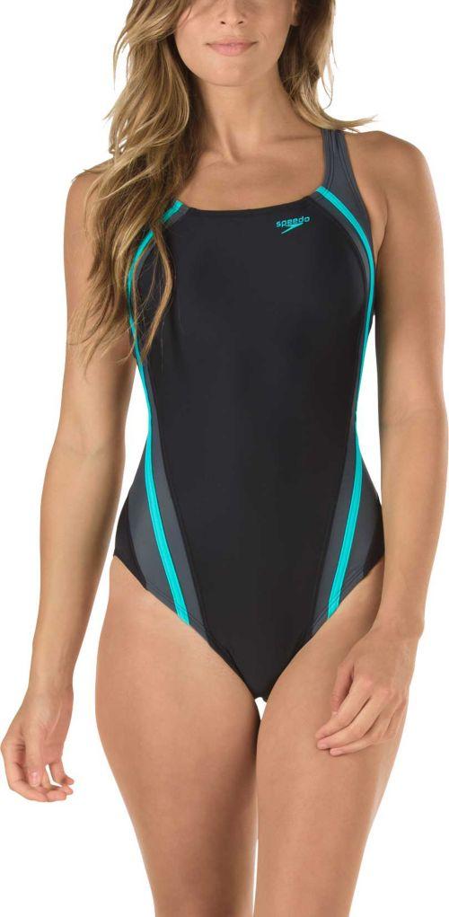 fe893c32f330b Speedo Women's Quantum Splice Swimsuit. noImageFound. Previous