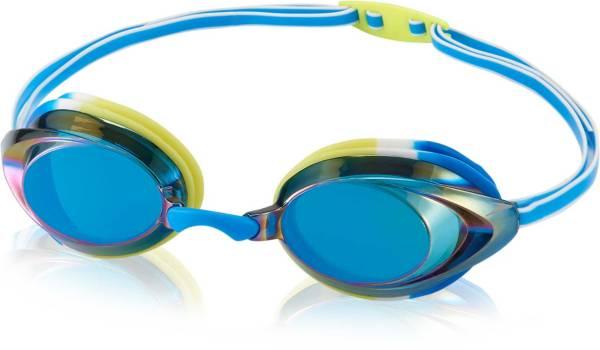 Speedo Jr. Vanquisher 2.0 Mirrored Swim Goggles product image