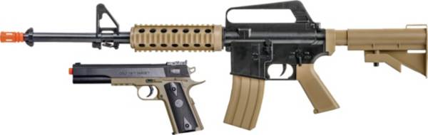 Soft Air Colt M4-1911 Airsoft Gun Kit product image