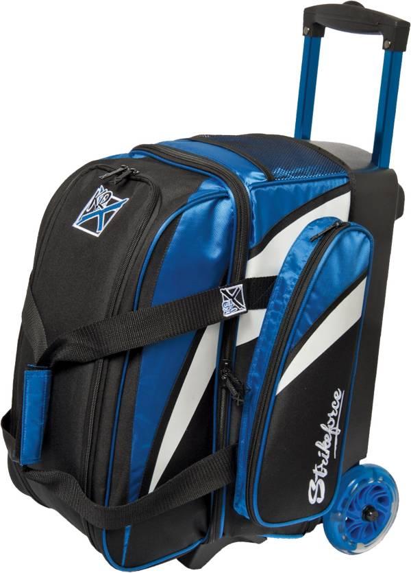 KR Strikeforce Cruiser Smooth 2-Ball Roller Bowling Bag product image