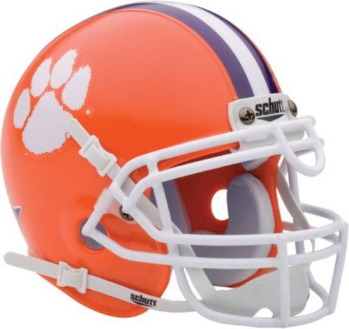 36db269f2367 Schutt Clemson Tigers Mini Authentic Football Helmet. noImageFound. 1
