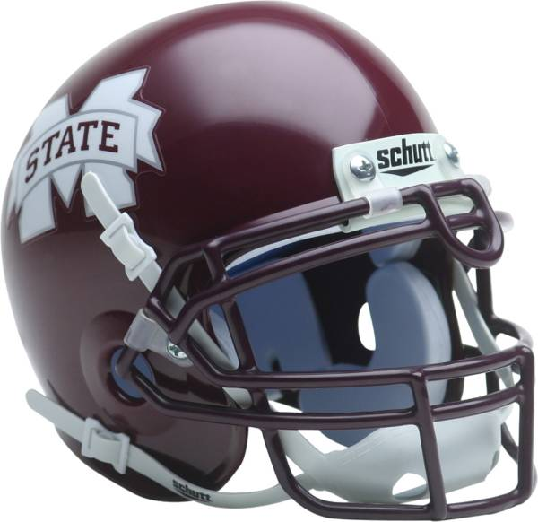 Schutt Mississippi State Bulldogs Mini Authentic Football Helmet product image
