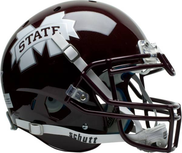 Schutt Mississippi State Bulldogs XP Authentic Football Helmet product image