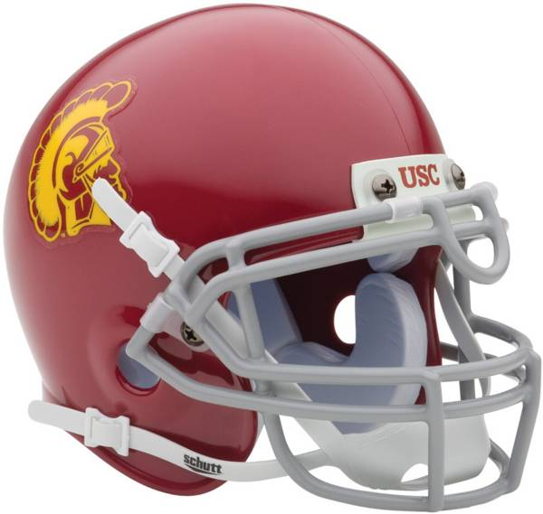 Schutt USC Trojans Mini Authentic Football Helmet product image