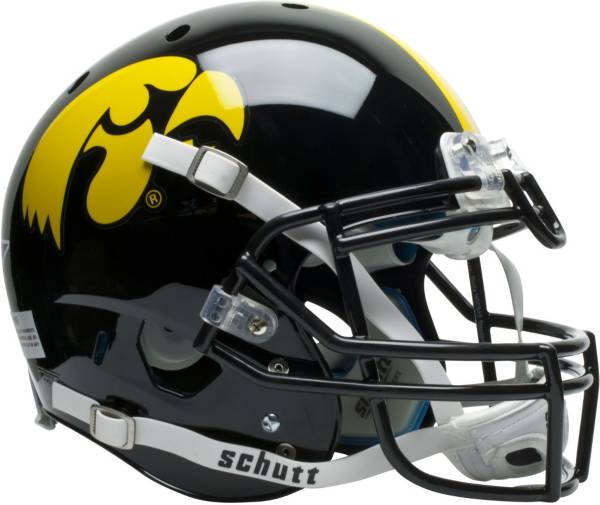 Schutt Iowa Hawkeyes XP Authentic Football Helmet product image