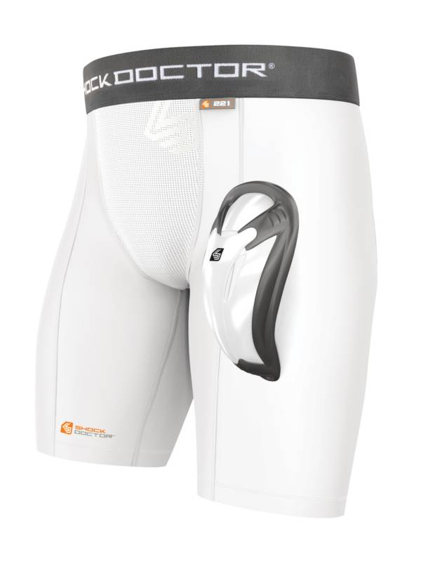 Shock Doctor Adult Core Compression Short with Bioflex Cup product image