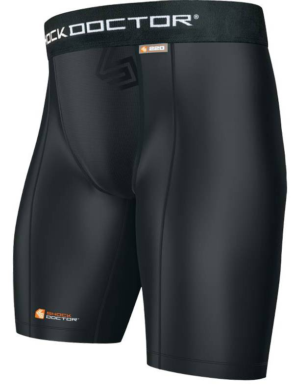 Shock Doctor Adult Core Compression Shorts with Cup Pocket product image