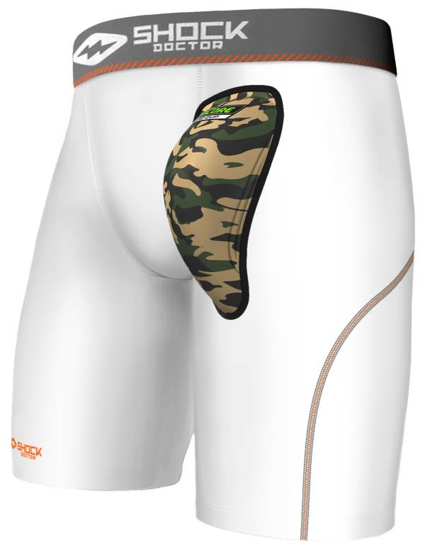 Shock Doctor Adult AirCore Compression Shorts with Hard Cup product image
