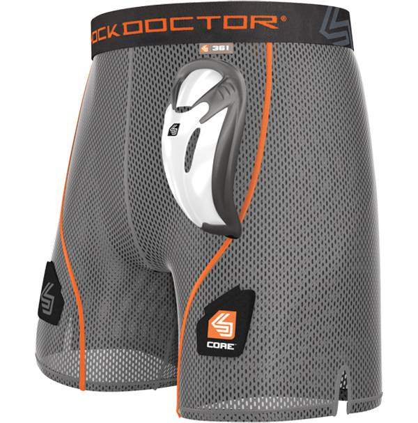 Shock Doctor Senior Core Loose Hockey Short w/ Cup product image