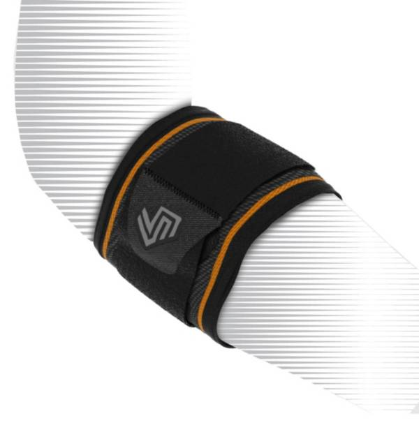 Shock Doctor Compression Knit Tennis/Golf Elbow Sleeve w/ Gel Support and Strap product image