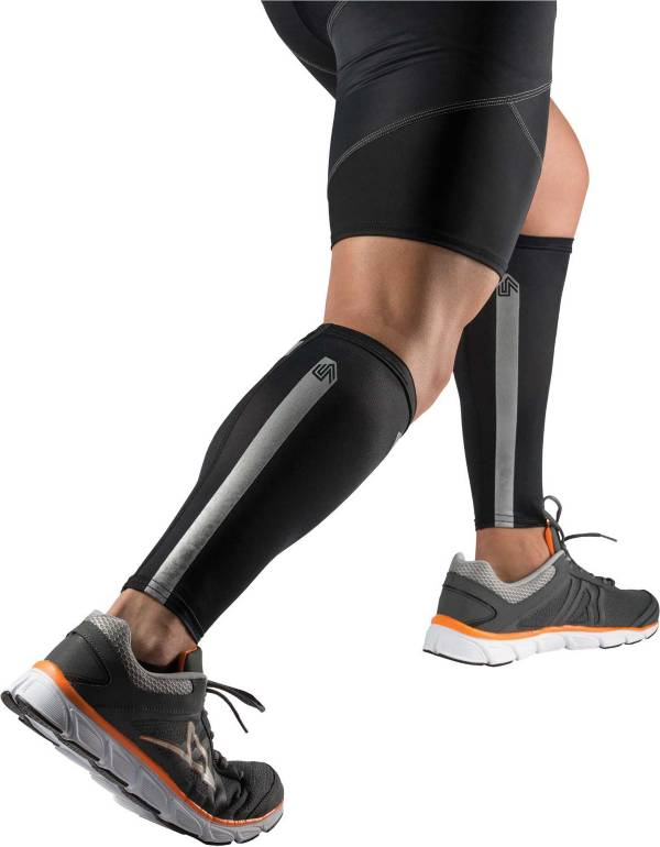 Shock Doctor Reflective Compression Calf Sleeves product image