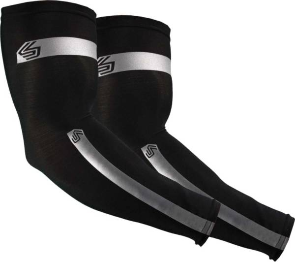 Shock Doctor Reflective Compression Arm Sleeves product image