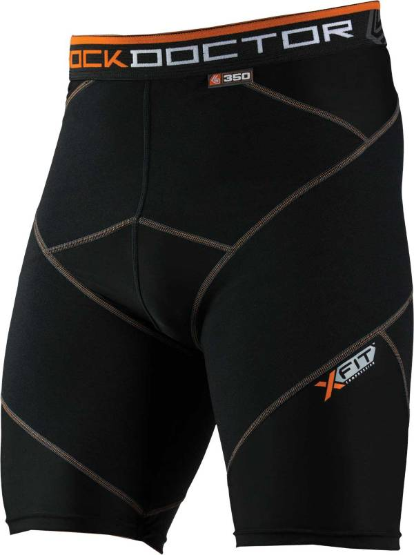 Shock Doctor Pro Cross Compression Shorts product image