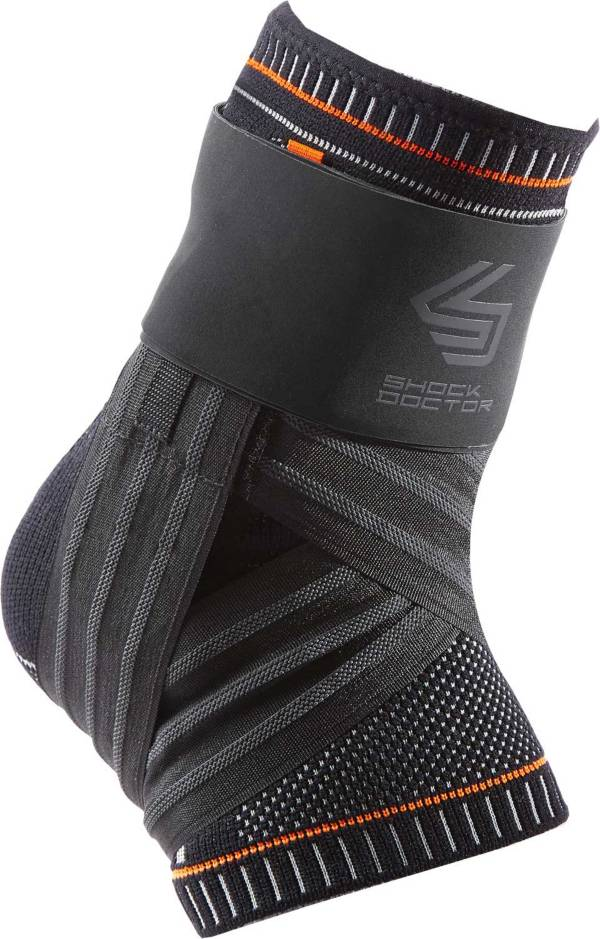 Shock Doctor Ultra Knit Ankle Brace with Figure-6 Strap product image