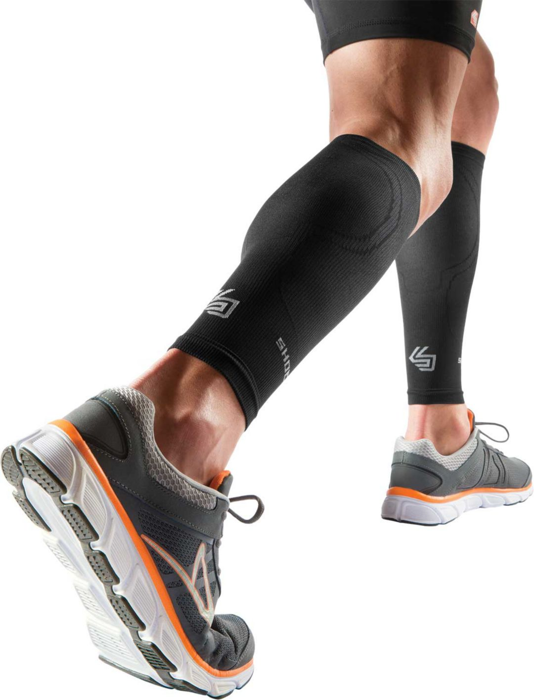 f9ccfd325f71e8 Shock Doctor Elite SVR Recovery Compression Calf Sleeves. noImageFound.  Previous