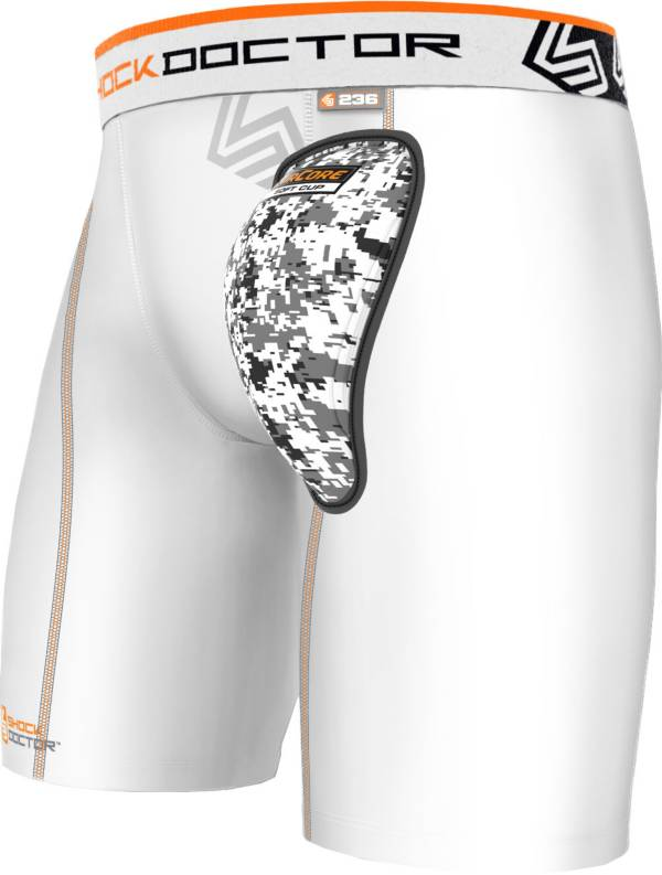 Shock Doctor Youth AirCore Compression Shorts with Soft Cup product image