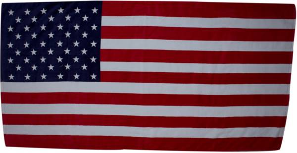 Sola American Flag Beach Towel product image