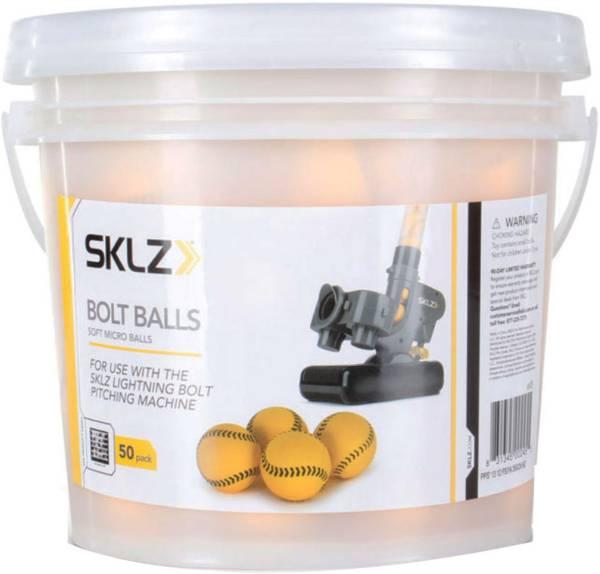 SKLZ Soft Micro Bolt Balls - Bucket of 50 product image