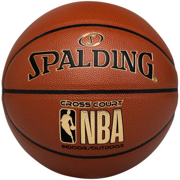 "Spalding NBA Cross Court Official Basketball (29.5"") product image"