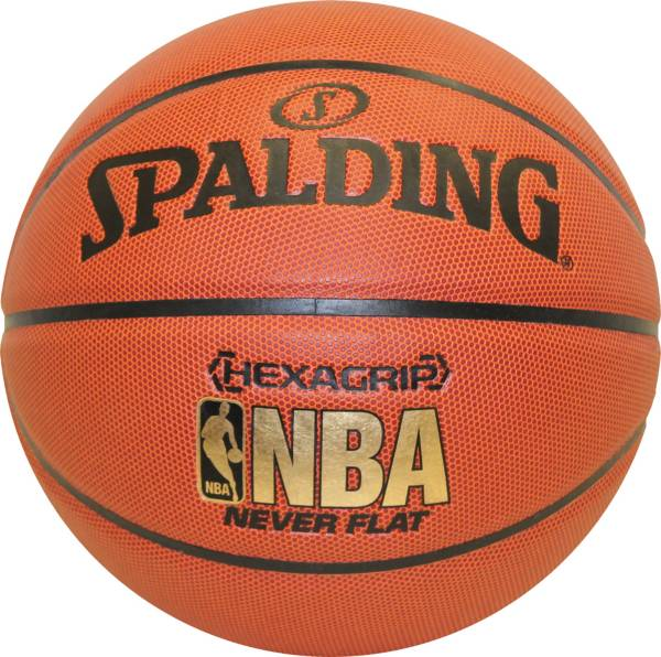 """Spalding Hexagrip Neverflat Composite Official Basketball (29.5"""") product image"""