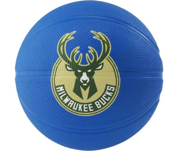 Spalding Milwaukee Bucks Mini Basketball product image