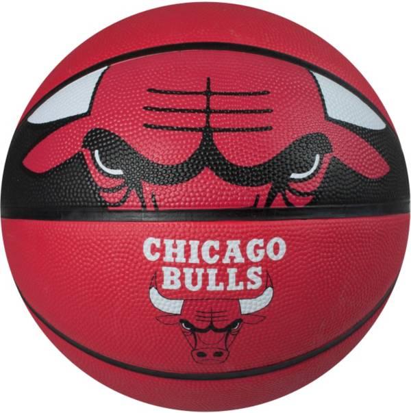 Chicago Bulls Spalding Chicago Bulls Full-Sized Court Side Basketball | DICK'S Sporting  Goods