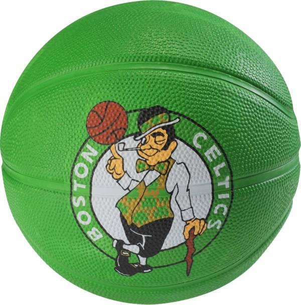 Spalding Boston Celtics Mini Basketball product image