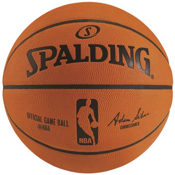 "Spalding NBA Official Game Basketball (29.5"") product image"