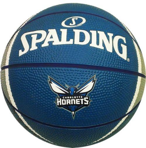 d8d9fa30da6 Spalding Charlotte Hornets Mini Basketball. noImageFound. 1