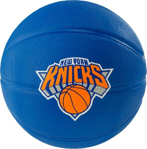 Spalding New York Knicks Mini Basketball  942425d9b6
