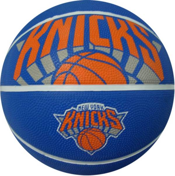 Spalding New York Knicks Full-Sized Court Side Basketball product image