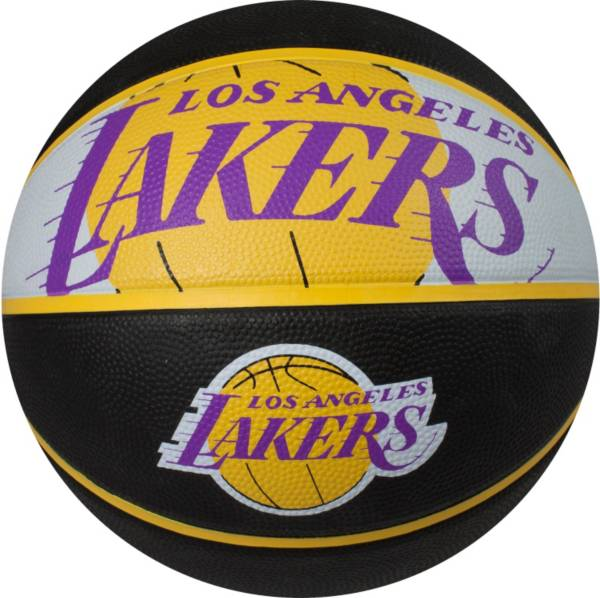 Spalding Los Angeles Lakers Full-Sized Court Side Basketball product image