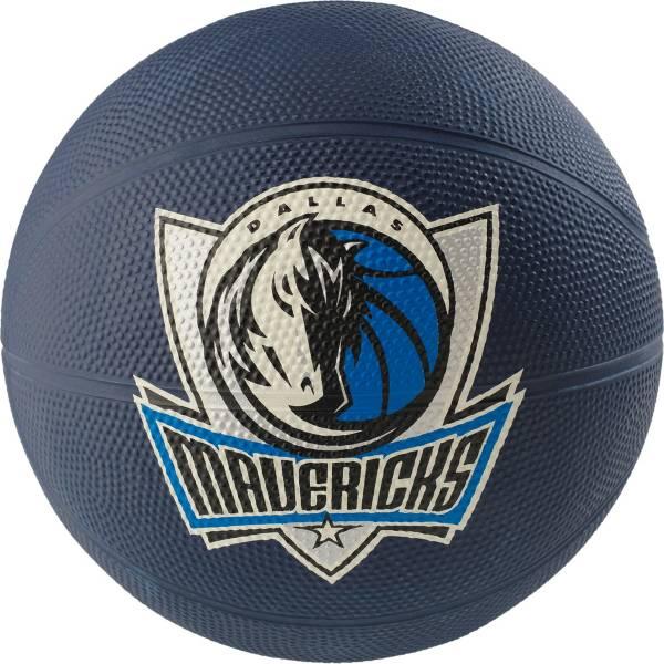 Spalding Dallas Mavericks Mini Basketball product image