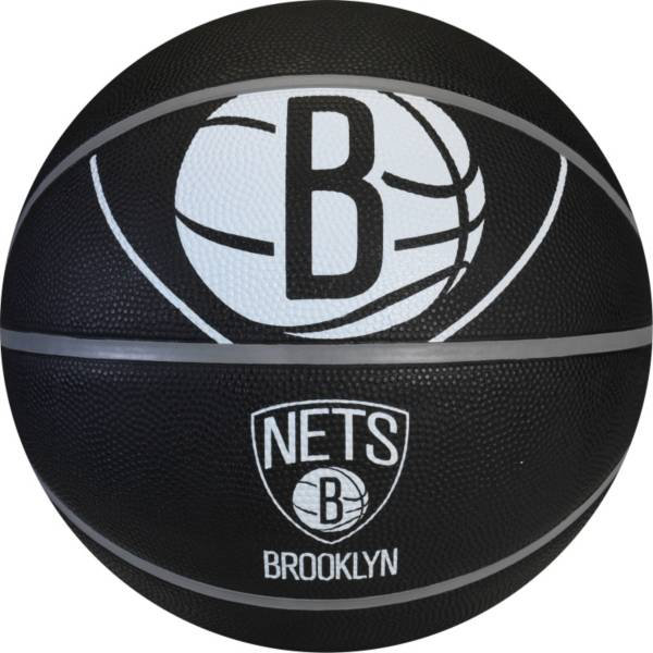 Spalding Brooklyn Nets Full-Sized Court Side Basketball product image