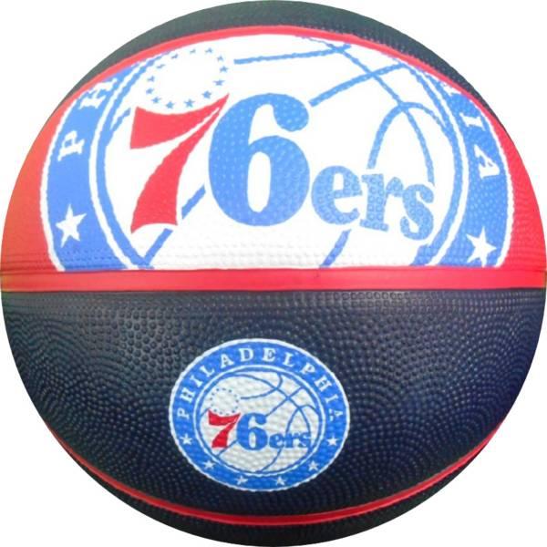 Spalding Philadelphia 76ers Full-Size Basketball product image