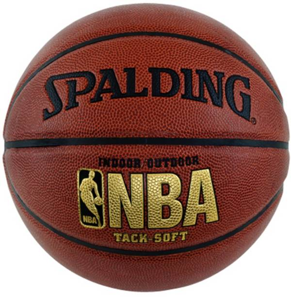 "Spalding NBA Tack Soft Official Basketball (29.5"") product image"