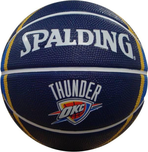 Spalding Oklahoma City Thunder Mini Basketball product image