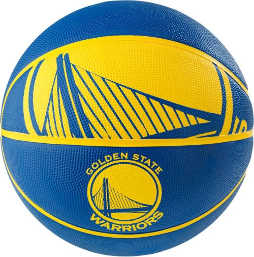 9e314d9df14 Spalding Golden State Warriors Full-Sized Court Side Basketball ...