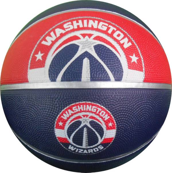 Spalding Washington Wizards Full-Size Basketball product image