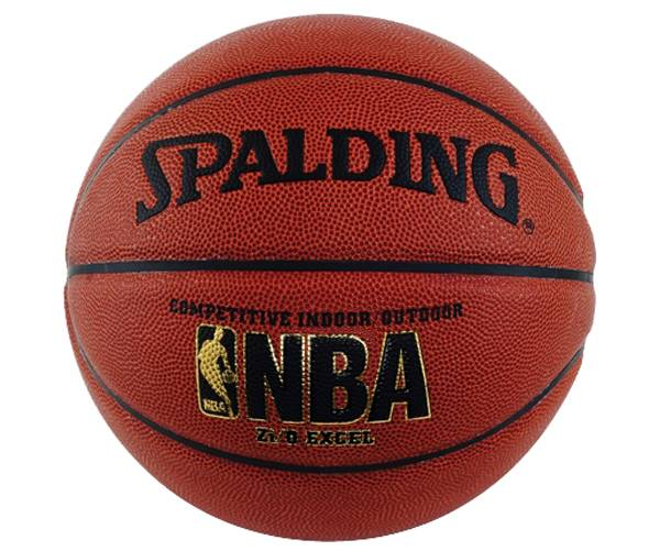 """Spalding NBA Zi/O Excel Official Basketball (29.5"""") product image"""