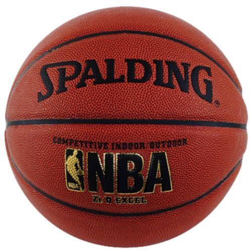 53b737f1da9 Spalding NBA Zi O Excel Official Basketball (29.5
