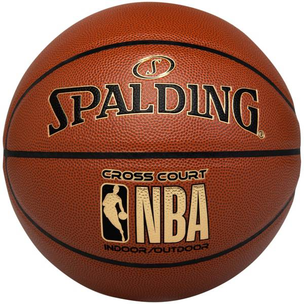 """Spalding NBA Cross Court Youth Basketball (27.5"""") product image"""