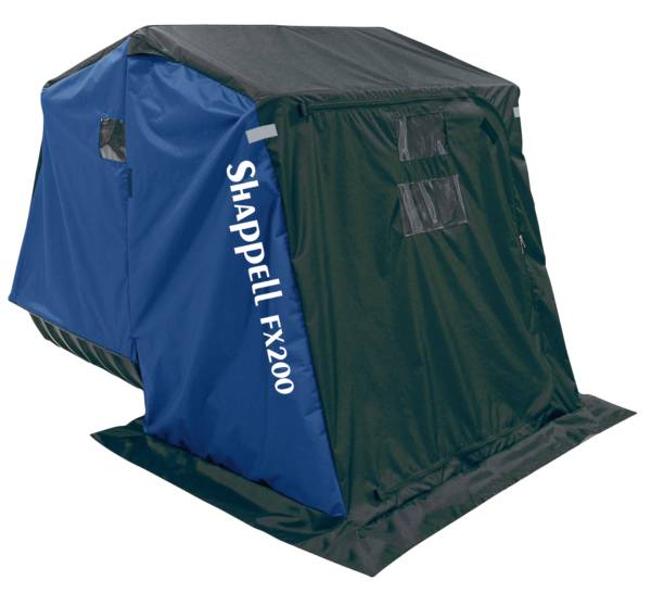 Shappell FX200 2 Person Flip Down Ice Fishing Shelter product image