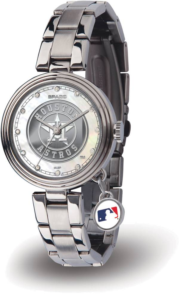 Sparo Women's Houston Astros Charm Watch product image