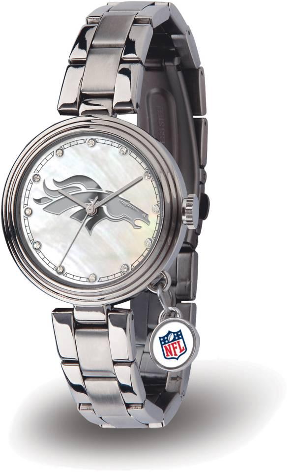 Sparo Women's Denver Broncos Charm Watch product image